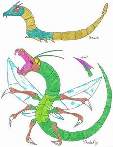 pokemon h u snakeflies