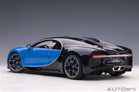 Take a closer look at kylie bugatti chiron 2017 metallic white dark blue diecast car item picture8. Bugatti Chiron (French Racing Blue / Atlantic Blue) | AUTOart