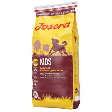 josera kids welpenfutter von josera guenstig bestellen