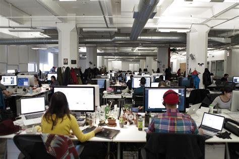 A Look Inside Huge?s Brooklyn Offices   Officelovin'