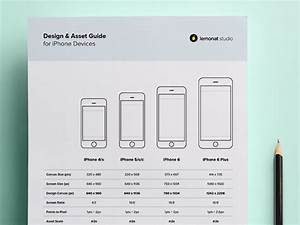 New Iphone Design Guide By Ugur Akdemir For Lemonat On