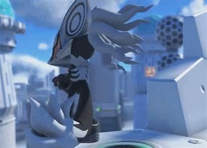 Sonic Infinite Forces Shadow Hedgehog Trembling Sends