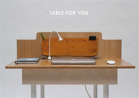multi purpose table designed  small spaces
