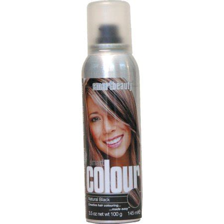 walmart temporary hair color black temporary hair color spray walmart