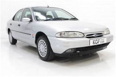 Stunning Mk1 Mondeo For Sale At £1500