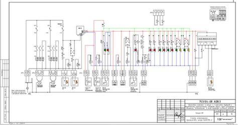 подключение электрозадвижки схема