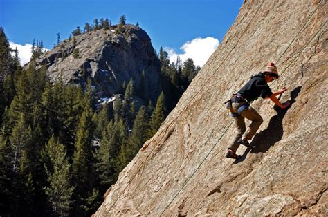 Different Categories And Styles Of Climbing