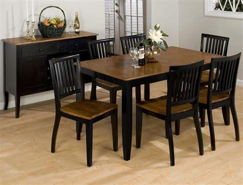 black dining set  elegant house furnishing