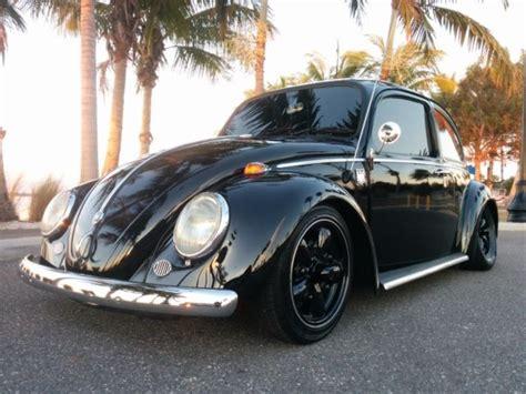 volkswagen beetle classic coupe  black  sale