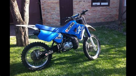 Yamaha Dt 125 R Custom Rebuild!