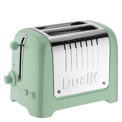 Dualit 26268 Lite 2 Slot Toaster   Pistachio Green