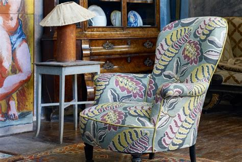 Bloomsbury Canvas Fabrics   By Sanderson   Style Library