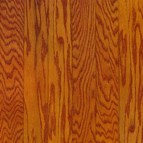 oak wood home depot heritage mill oak harvest 3 8 in thick x 4 1 4 in wide x random length engineered click