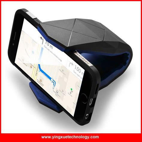 universal car mount dash cell mobile smart phone holder dock cradle stand stealth universal car