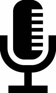 Talk Radio Microphone Clip Art at Clker.com - vector clip ...