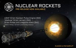 [1.3] 'Project Orion' Nuclear Pulse Engine [0.3.0] - Add ...
