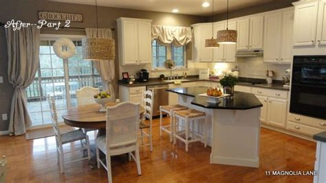 Kitchen Paint Magnolia by Kitchen Makeover Part 2 By At 11 Magnolia