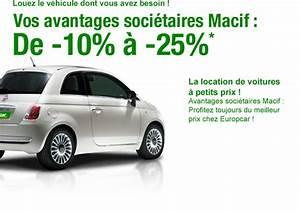 Avantage Macif Location Voiture : location vehicule europcar macif ~ Medecine-chirurgie-esthetiques.com Avis de Voitures