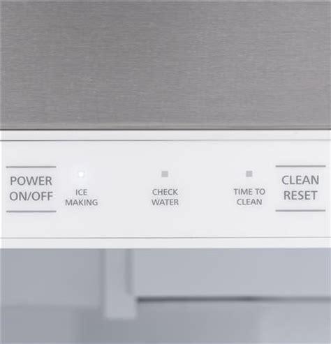 uncnjii ice maker   nugget ice monogram appliances