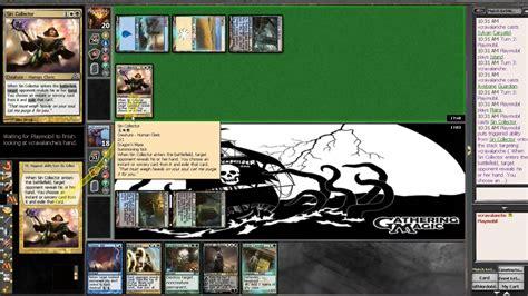 defender mill vs esper control magic the gathering