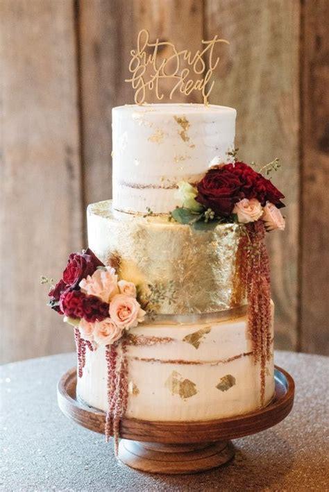 top  burgundy wedding cakes youll love deer pearl flowers