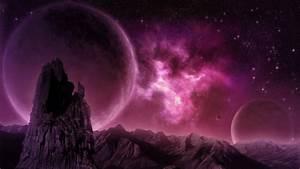 Pink Nebula by Geoplex on DeviantArt