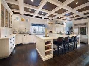 ceiling ideas kitchen revisit traditional architecture by opting for coffered ceilings