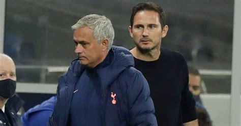 Gary Neville talks up Frank Lampard vs Jose Mourinho amid ...