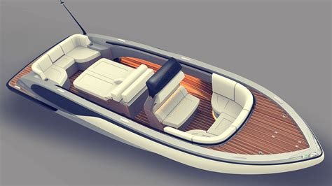 Rib Boat Air Pressure by Superyacht Rib Tender Hbd Studios