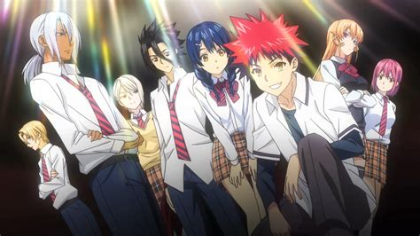 food wars   plate wallpapers high quality
