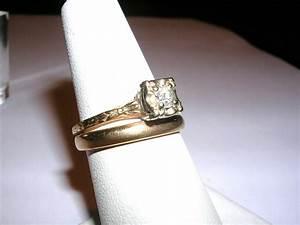 wedding diamonds gemstones antique estate vs euro cut With estate wedding ring sets