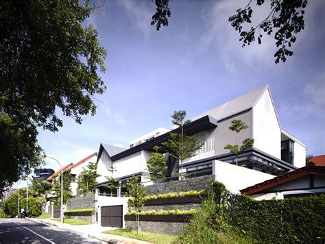 semi detached house  singapore interiorzine