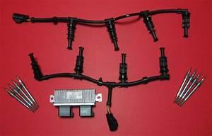 6 4l Premium Powerstroke Glow Plug Kit