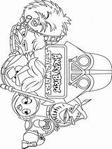 Angry Birds Coloring Slingshot Ausmalbilder Cartoon Template Malvorlagen Ausdrucken Kostenlos Zum sketch template