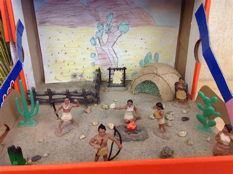 diorama project  castrellons site