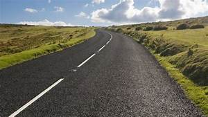 Why Do Some Roads Have White Markings While Others Have ...