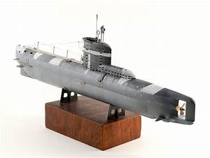 1  144 U-boat Type Xxiii - Display Case