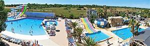 camping herault location mobil home herault vacances With camping en france avec piscine couverte 13 camping sud de la france le serignan plage