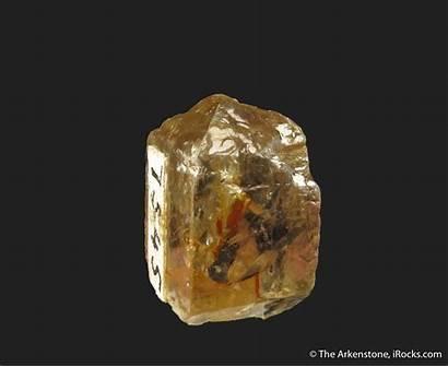 Zircon Mineral Crystal Australia Rare Minerals Gem