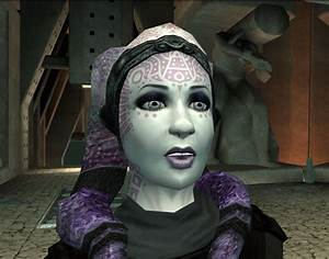 Yuthura Ban Hd At Knights Of The Old Republic Nexus
