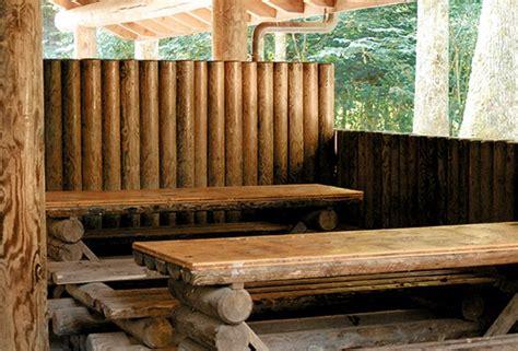 cabane des bucherons place de pique nique loisirsch