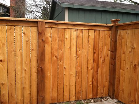 wood privacy fences harrison fence top cap with decorative posts 1 loversiq