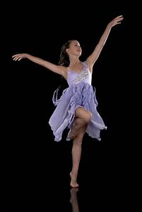 Slow Modern Dress - Valiant Dance Costume - Lyrical Dress