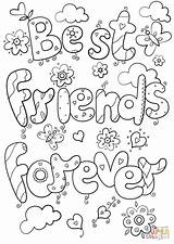 Coloring Friends Pages Forever Printable Colorings sketch template