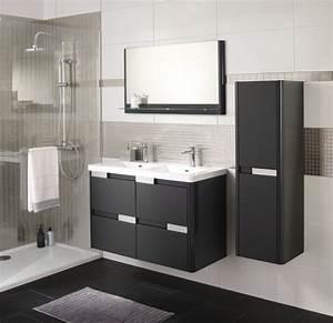 Meuble Salle De Bain 80 Cm Brico Depot : meuble salle de bain double vasque brico depot digpres ~ Farleysfitness.com Idées de Décoration