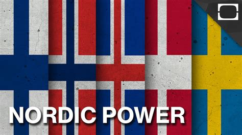 Which For The Nordic Countries How Powerful Are The Nordic Countries