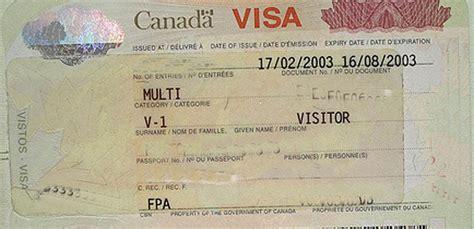 bureau de visa canada visa pour canada en algerie