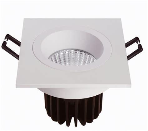 focos de techo de led empotrables de alta potencia tipo