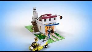 Lego Creator La Casa Grande En Eurekakids