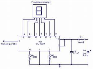 El Rincon De Los Circuitos  Voltage Tester